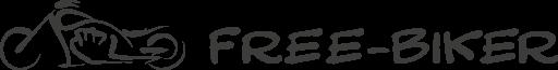 Free-Biker Logo